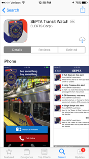 SEPTA Transit Watch